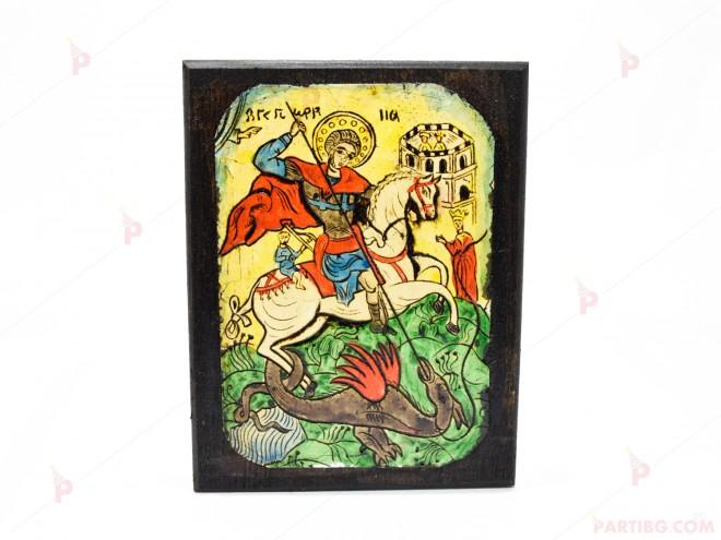 Икона Св. Георги | 102PODARAKA.COM