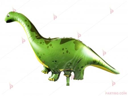 Фолиев балон динозавър 2