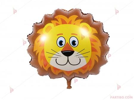 Фолиев балон лъвче